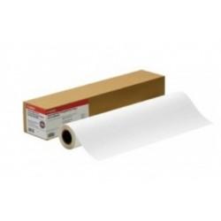 Océ Universal IJM538 - Polymère d'acrylate, vinyle microporeux - mat - auto-adhésif permanent - 278 microns - blanc - rouleau