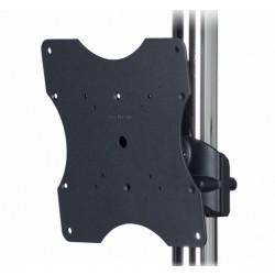 InFocus - Composant de montage (support inclinable/pivotant, adaptateur d'inclinaison, adaptateur VESA) pour Écran LCD - noir