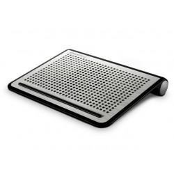 Enermax TwisterOdio 16 - Support pour ordinateur portable - avec système de haut-parleur 2.0, ventilateur de refroidissement -