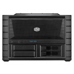 Cooler Master HAF XB EVO - Tour midi - ATX - pas d'alimentation (ATX / PS/2) - USB/Audio