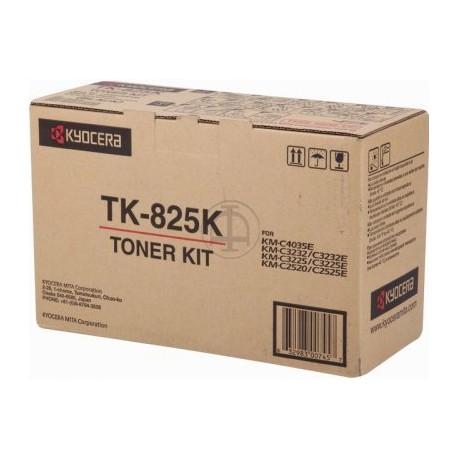 TK-825K Toner/black f KM-C2520-3225-3232