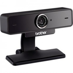 Brother NW-1000 - Webcam - couleur - 1920 x 1080 - audio - USB 2.0 - MJPEG
