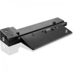 Lenovo ThinkPad Workstation Dock - Réplicateur de port - VGA, DVI, HDMI, 2 x DP - 230 Watt - US - pour ThinkPad P50 20EN, 20EQ,