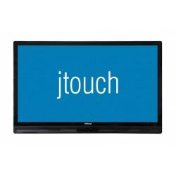 """InFocus JTouch INF6500EAG - Classe 65"""" - JTOUCH-Series écran DEL - communication interactive - avec écran tactile - 1080p (Ful"""