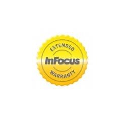 InFocus Extended Lamp Warranty - Contrat de maintenance prolongé - remplacement - 2 années - pour InFocus IN102, IN104, IN105,