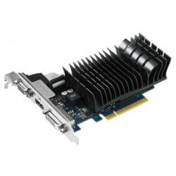 ASUS GT730-SL-2GD3-BRK - Carte graphique - GF GT 730 - 2 Go DDR3 - PCIe 2.0 faible encombrement - DVI, D-Sub, HDMI - san ventil