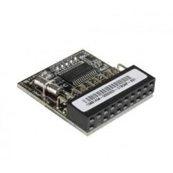 Lenovo ThinkServer Trusted Platform Module V1.2 - Puce de sécurité matérielle - pour ThinkServer RD350, RD450, RD550, RD650, RS
