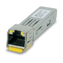 Allied Telesis AT SPTX - Module transmetteur SFP (mini-GBIC) - GigE - 1000Base-T - RJ-45