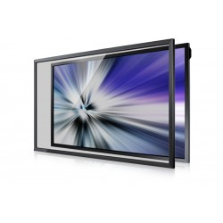Samsung Touch Overlay CY-TE75 - Revêtement tactile - multitactile - infrarouge - filaire - pour Samsung ED75C, ED75D
