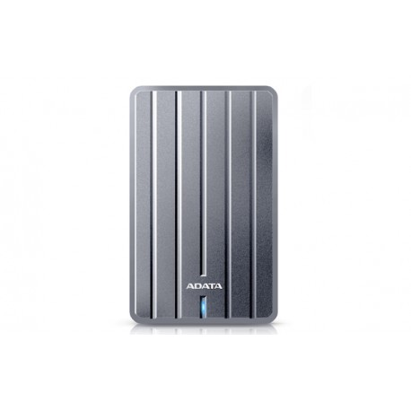 "ADATA HC660 - Disque dur - 2 To - externe (portable) - 2.5"" - USB 3.0 - AES 256 bits - titane"