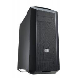 Cooler Master MasterCase 5 - Tour midi - ATX - pas d'alimentation (ATX / PS/2) - gris foncé métallisé, intérieur noir - USB/Au