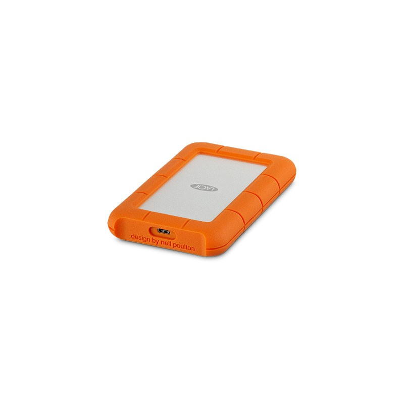 lacie rugged usb c disque dur 4 to externe portable usb 3 1 gen 1 usb c connecteur. Black Bedroom Furniture Sets. Home Design Ideas
