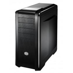 Cooler Master CM 690 III - Tour midi - ATX - pas d'alimentation (ATX / PS/2) - noir minuit - USB/Audio