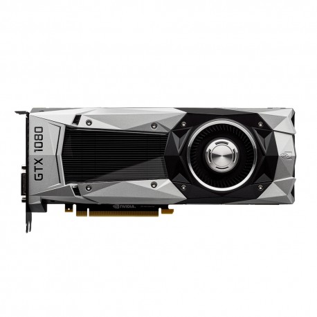 Gigabyte GeForce GTX 1070 - Founders Edition - carte graphique - GF GTX 1070 - 8 Go GDDR5 - PCIe 3.0 x16 - DVI, HDMI, 3 x Displ