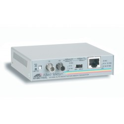 Allied Telesis AT MC116XL - Convertisseur de support - 100Mb LAN - 10Base-T, 100Base-SX, 10Base-FL, 100Base-TX - jusqu'à 300 m