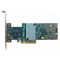 Lenovo ThinkServer RAID 520i Adapter - Contrôleur de stockage (RAID) - 8 Canal - SATA / SAS 12Gb/s profil bas - 1200 Mo/s - RAI