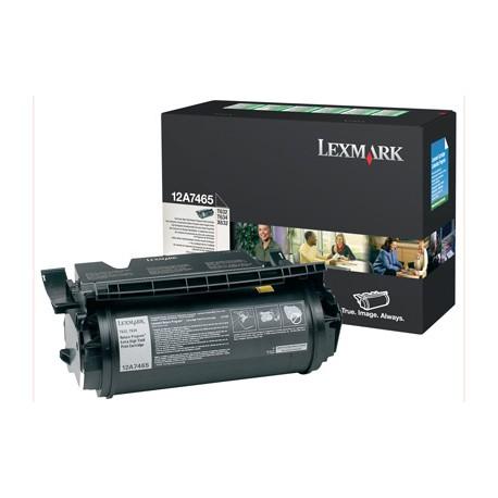 Lexmark - Noir - originale - remanufacturé - cartouche de toner - pour Lexmark T630, T630d, T630dn, T630dt, T630dtn, T630tn, T6