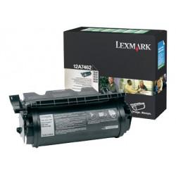 Lexmark - À rendement élevé - noir - originale - remanufacturé - cartouche de toner LCCP - pour Lexmark T630, T632, T634, T634d