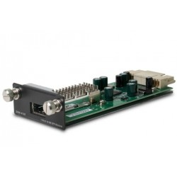 D-Link DEM-410X - Module d'extension - 10 GigE - pour L2+ Gigabit Wireless Switch DWS-3024