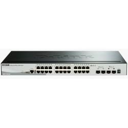 SmartPro 24 ports 10/100/1000Mbps + 4 ports 10 Giga SFP+