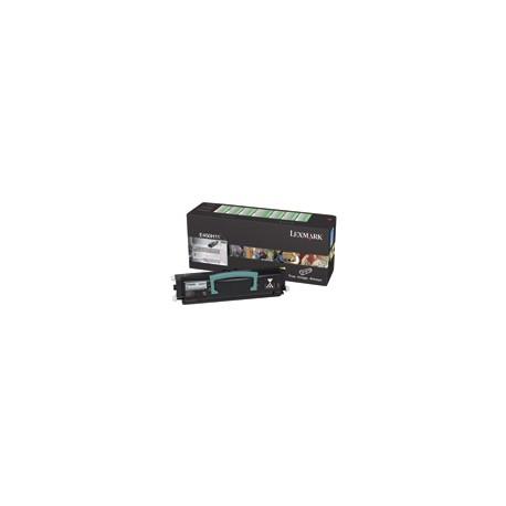 Lexmark - À rendement élevé - noir - original - cartouche de toner LRP - pour Lexmark E450dn, E450dtn