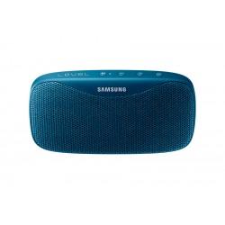 Samsung Level Box Slim - Haut-parleur - pour utilisation mobile - sans fil - Bluetooth - 8 Watt - bleu