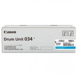 Canon 034 - Cyan - kit tambour - pour ImageCLASS MF810Cdn, MF820Cdn, imageRUNNER C1225, C1225iF
