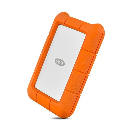 LaCie Rugged USB-C - Disque dur - 1 To - externe (portable) - USB 3.1 Gen 1 (USB-C connecteur)