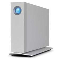 LaCie d2 Thunderbolt 3 - Disque dur - 10 To - externe (de bureau) - USB 3.1 Gen 1 / Thunderbolt 3 (USB-C connecteur)