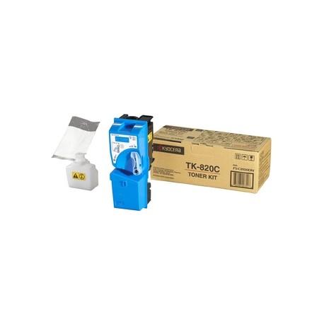 TK-820C Toner/cyan f FS-C8100DN
