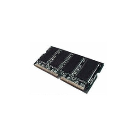 Kyocera - DDR - module - 128 Mo - DIMM 100 broches - 333 MHz / PC2700 - 2.5 V - mémoire sans tampon - non ECC - pour FS-1100, 1