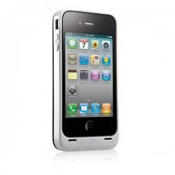 Kensington Band Case for iPhone 4 & 4S - Étui pour téléphone portable - noir, blanc - pour Apple iPhone 4, 4S