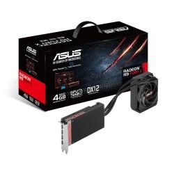ASUS R9FURYX-4G - Carte graphique - Radeon R9 Fury X - 4 Go HBM - PCIe 3.0 x16 - HDMI, 3 x DisplayPort