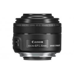 Canon EF-S - Macro-objectif - 35 mm - f/2.8 IS STM - Canon EF - pour EOS 100, 1200, 70, 700, 750, 760, 7D, 8000, Kiss X70, Kiss