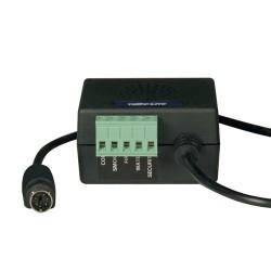 Module ENVIRO SENSE (Capteur de temperature / humidité /  connexions entrantes) pour carte de management web  SNMPWEBCARD, UPS,