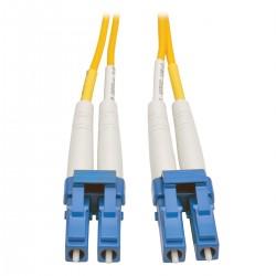 Tripp Lite 3M Duplex Singlemode 8.3/125 Fiber Optic Patch Cable LC/LC 10' 10ft 3 Meter - Cordon de raccordement - mode unique
