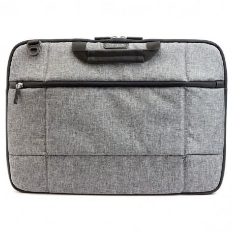 "Targus Strata Pro Slipcase - Sacoche pour ordinateur portable - 14"" - gris"