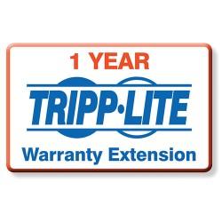 Tripp Lite 1-Year Extended Warranty for select Products - Contrat de maintenance prolongé - pièces et main d'oeuvre - 1 année