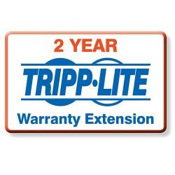 Tripp Lite 2-Year Extended Warranty for select Products - Contrat de maintenance prolongé - pièces et main d'oeuvre - 2 années