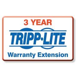 Tripp Lite 3-Year Extended Warranty for select Products - Contrat de maintenance prolongé - pièces et main d'oeuvre - 3 années