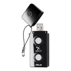 ASUS Xonar U3 - Carte son - 16 bits - 48 kHz - 100 dB rapport signal à bruit - stéreo - USB 2.0 - ASUS UA100