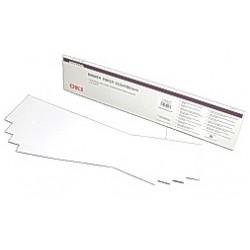 OKI Standard M-B-165 Banner 328 L - Mat - 328 x 1200 mm - 165 g/m² - 40 feuille(s) banderoles - pour C9200, 9300, 9300dn V2, 93
