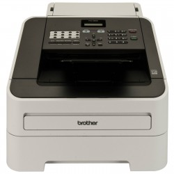 Brother FAX-2840 - Télécopieur / photocopieuse - Noir et blanc - laser - 215.9 x 355.6 mm (original) - 216 x 406.4 mm (support)