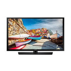 "Samsung HG40EE470SK - Classe 40"" écran DEL - avec tuner TV - hôtel / hospitalité - 1080p (Full HD) 1920 x 1080 - noir"