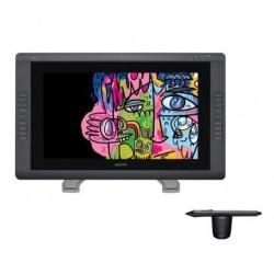 Wacom Cintiq 22HD - Numériseur avec Écran LCD - 47.5 x 26.7 cm - électromagnétique - 16 boutons - filaire - USB - noir
