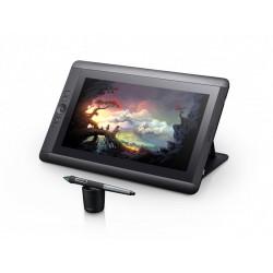 Wacom Cintiq 13HD - Numériseur avec Écran LCD - droitiers et gauchers - 29.9 x 17.1 cm - électromagnétique - 4 boutons - filair
