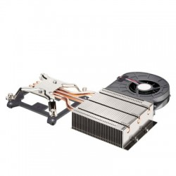 Intel Thermal Solution HTS1155LP - Refroidisseur de processeur - (pour : LGA1155) - 80 mm