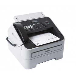 Brother FAX-2845 - Télécopieur / photocopieuse - Noir et blanc - laser - 215.9 x 355.6 mm (original) - A4/Letter (support) - ju