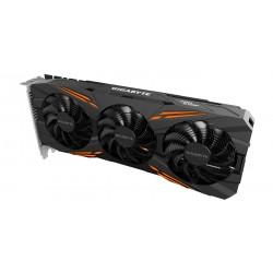 Gigabyte GeForce GTX 1080 G1 Gaming - OC Edition - carte graphique - GF GTX 1080 - 8 Go GDDR5X - PCIe 3.0 x16 - DVI, HDMI, 3 x