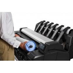 """HP DesignJet T2530 - 36"""" imprimante multifonctions - couleur - jet d'encre - 914 x 8000 mm, 610 x 15000 mm (original) - Roule"""
